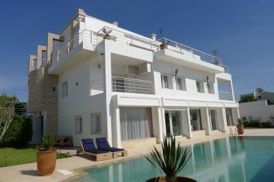 Het aanzicht van de woning  Villa 76643 Agadir