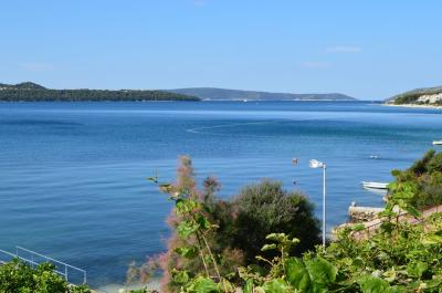 Uitzicht vanaf de woning  Villa 97007 Trogir
