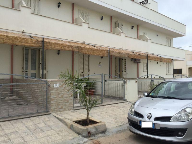 Het aanzicht van de woning  Appartement 97977 Ugento - Torre San Giovanni