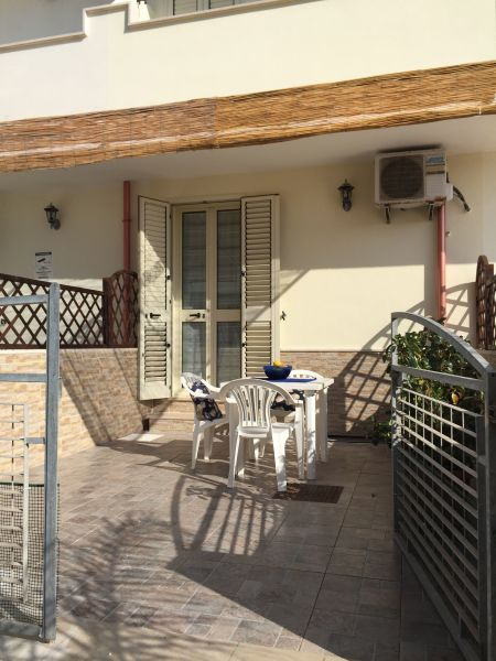 Ingang  Appartement 97977 Ugento - Torre San Giovanni