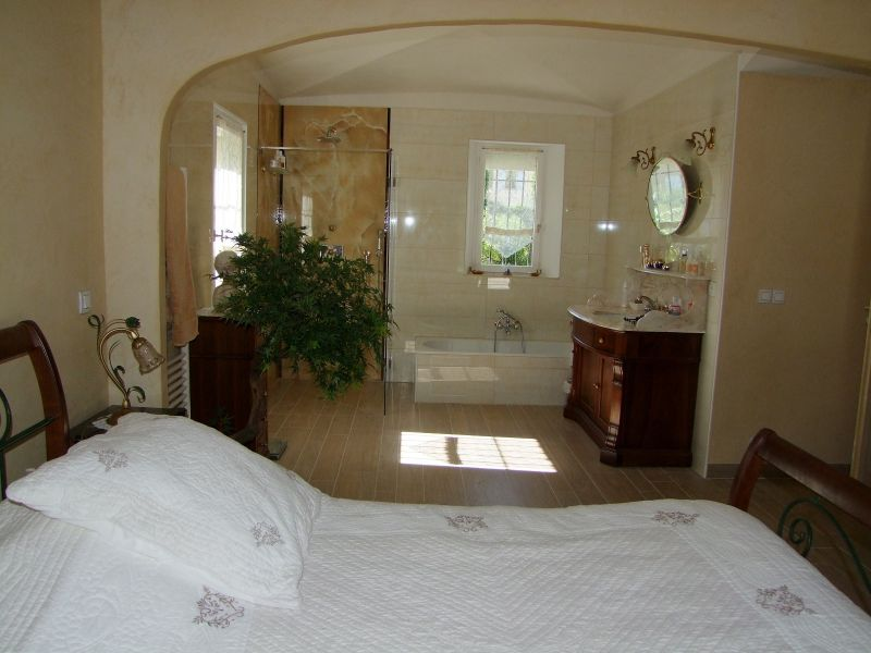 slaapkamer 1  Villa 111352 Fréjus