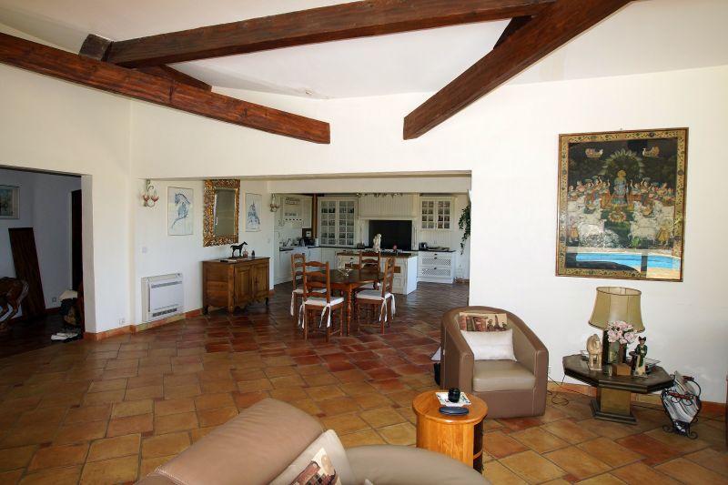 Woonkamer  Villa 111352 Fréjus