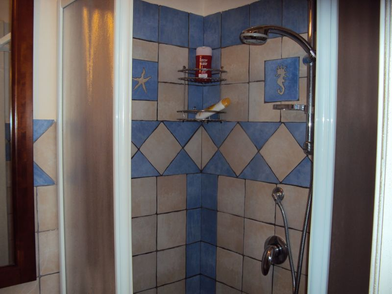 Badkamer  Appartement 80627 Scopello