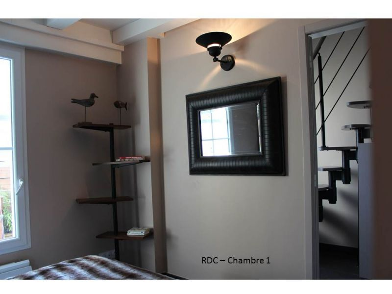 slaapkamer 1  Vakantiehuis 80951 Andernos les Bains