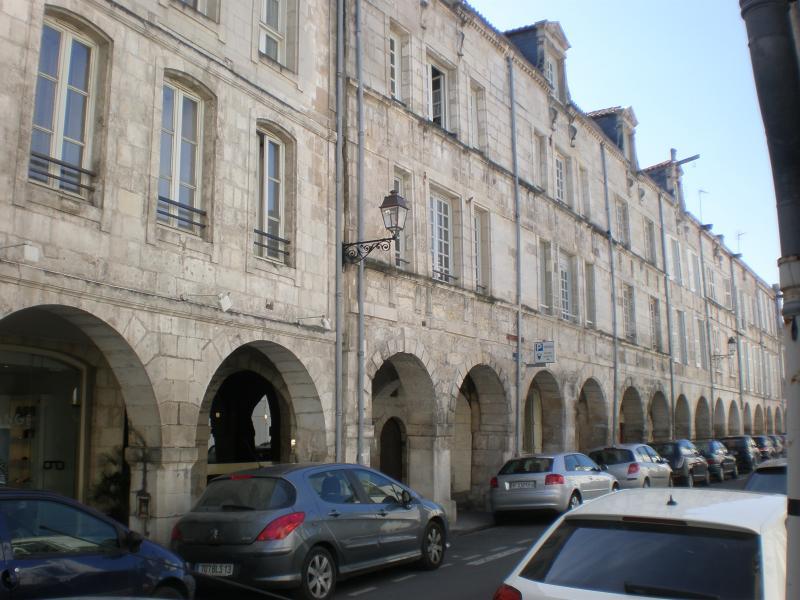 Het aanzicht van de woning  Appartement 84130 La Rochelle