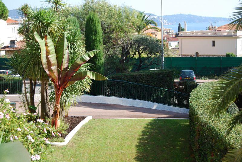 Uitzicht vanaf de woning  Appartement 92095 Nice
