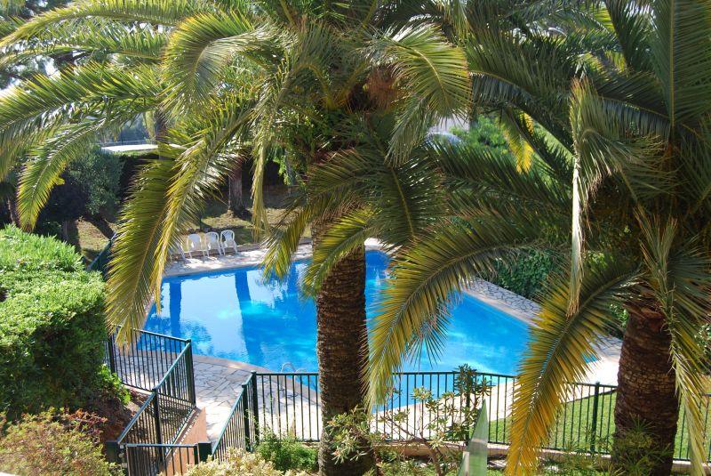 Uitzicht vanaf het terras  Appartement 92095 Nice