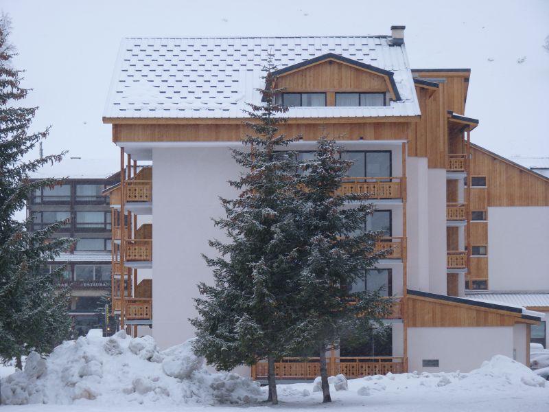 Het aanzicht van de woning  Appartement 101179 Les 2 Alpes
