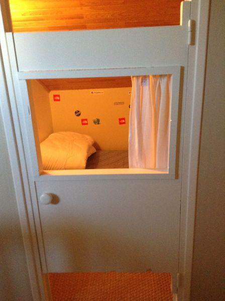 Gesloten slaaphoek  Appartement 101179 Les 2 Alpes
