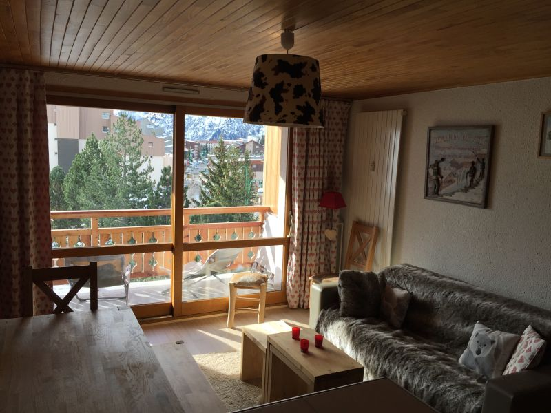 Woonkamer  Appartement 101179 Les 2 Alpes
