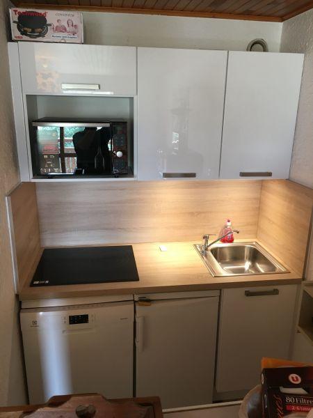 Open keuken  Appartement 101179 Les 2 Alpes