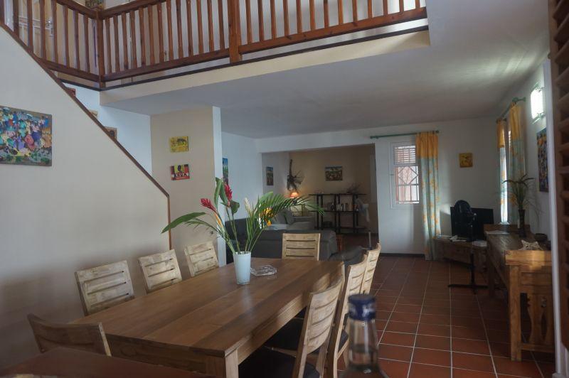Eetkamer  Villa 102539 Saint Francois