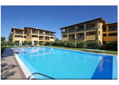 Zwembad  Appartement 114486 Sirmione