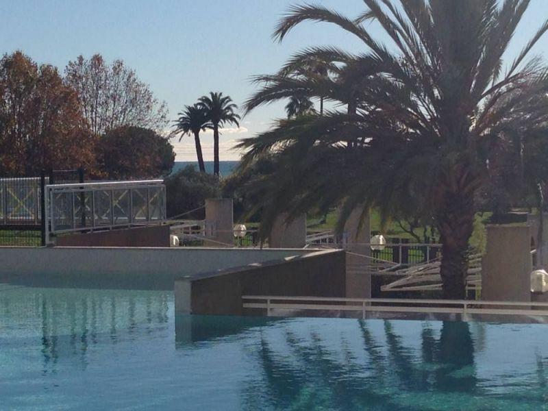 Zwembad  Appartement 115401 Juan les Pins