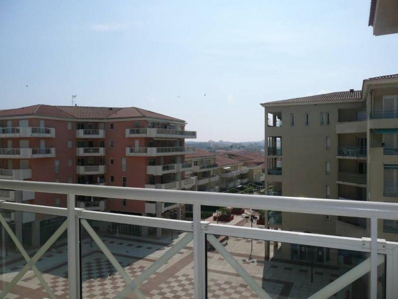 Uitzicht vanaf het terras  Appartement 115401 Juan les Pins