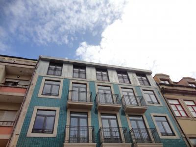 Het aanzicht van de woning  Appartement 74703 Porto
