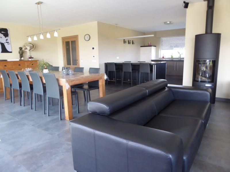 Woonkamer 1  Vakantiehuis 78556 Kortrijk