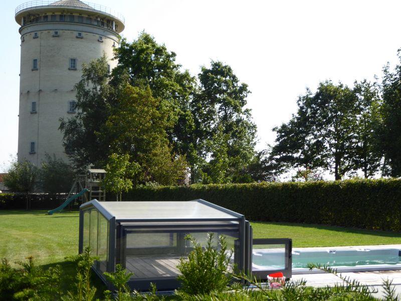 Tuin  Vakantiehuis 78556 Kortrijk