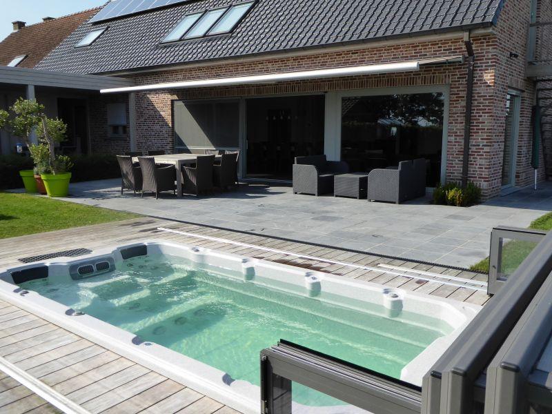 Zwembad  Vakantiehuis 78556 Kortrijk
