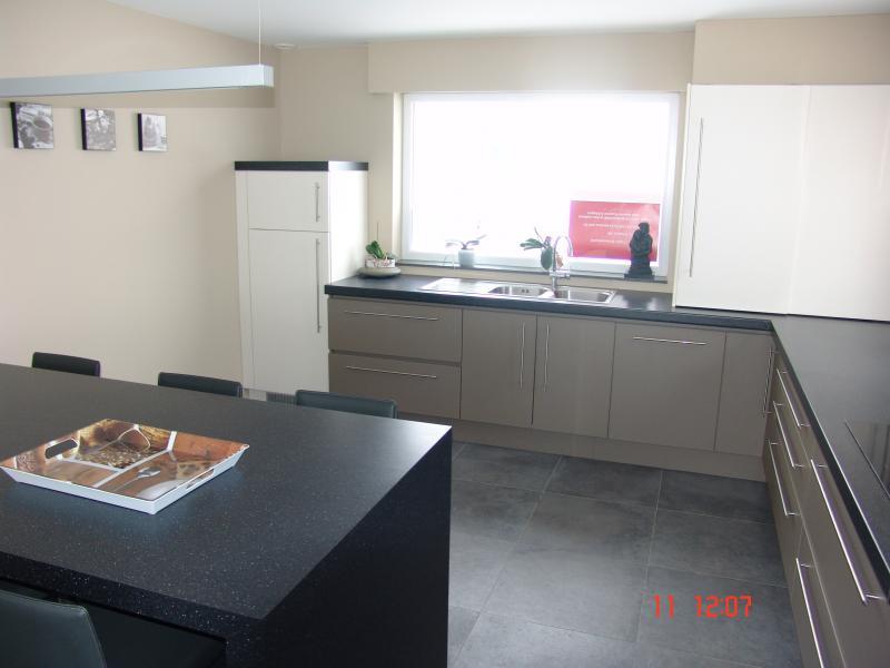 Open keuken  Vakantiehuis 78556 Kortrijk