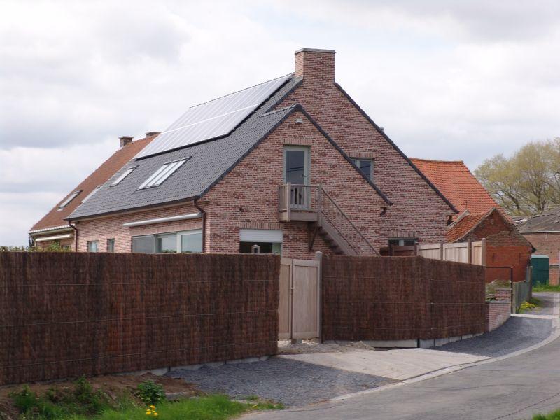Ingang  Vakantiehuis 78556 Kortrijk