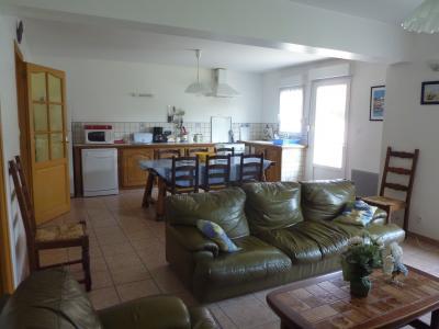 Eetkamer  Vakantiehuis 91863 Wissant