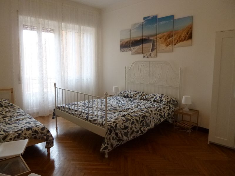 slaapkamer 1  Appartement 100261 Sanremo