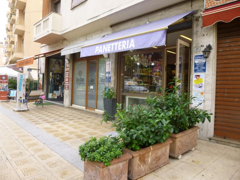 Zicht op de omgeving  Appartement 100261 Sanremo