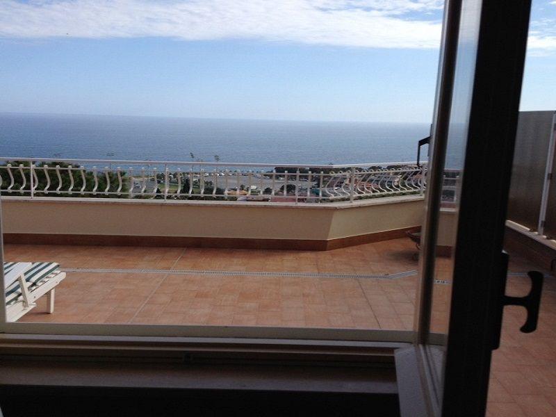 Uitzicht vanaf de woning  Appartement 104498 Sanremo