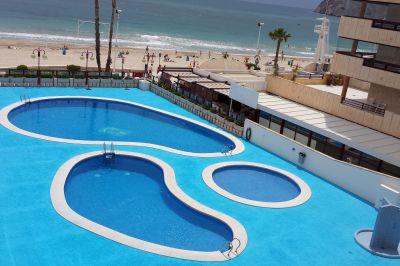 Zwembad  Appartement 106452 Calpe