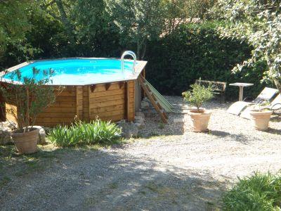 Zwembad  Vakantiehuis 112484 Vallon-Pont-D'Arc