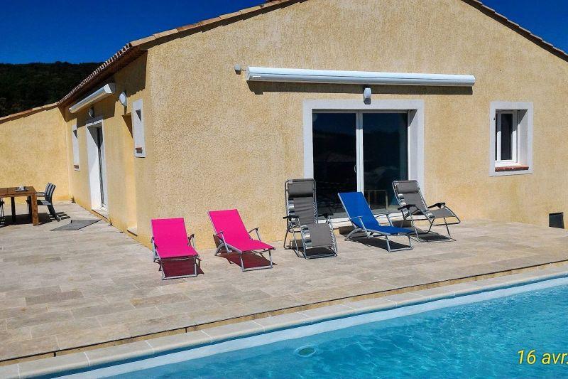 Het aanzicht van de woning  Villa 112780 Saint Maximin la Sainte Baume