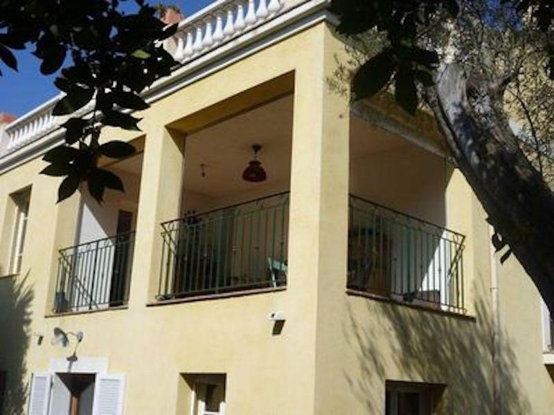Uitzicht vanaf het terras  Appartement 113037 Juan les Pins