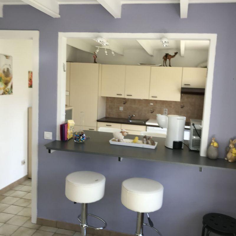 Open keuken  Vakantiehuis 67147 De Panne