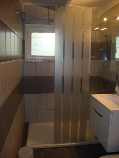 Badkamer  Vakantiehuis 67147 De Panne