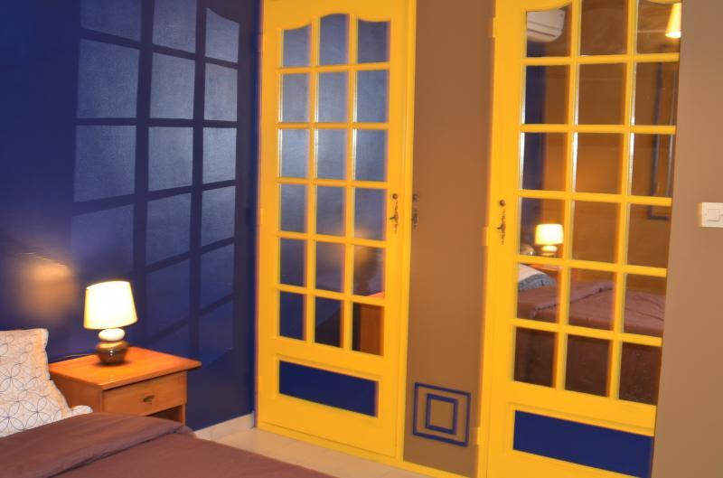slaapkamer 1  Appartement 76076 Saint Pierre (Réunion)