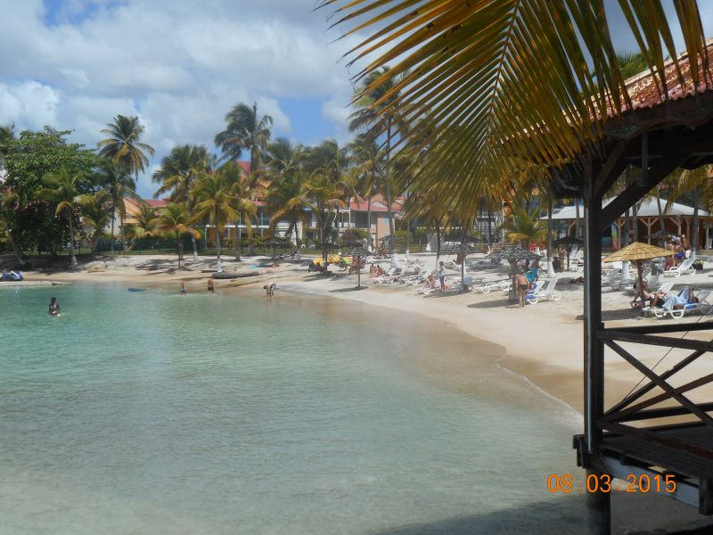 Strand  Appartement 86341 Gosier (Guadeloupe)