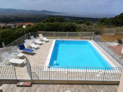 Zwembad  Appartement 92351 Badesi