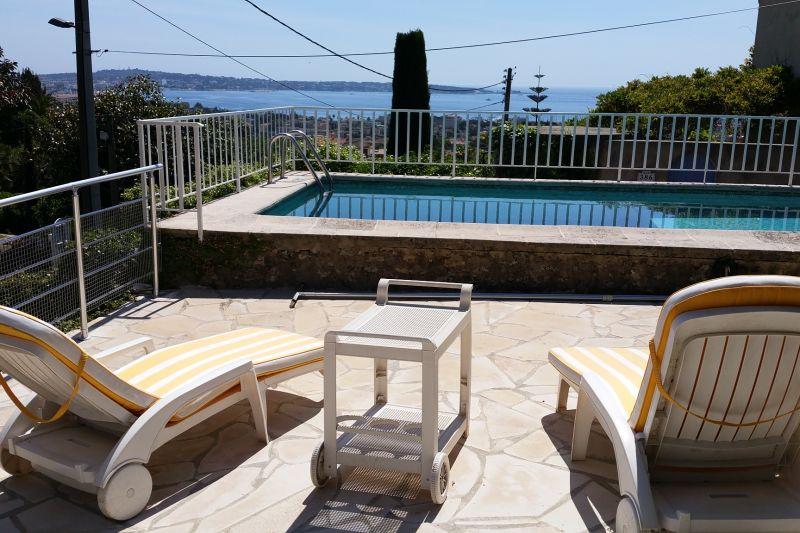 Uitzicht vanaf de woning  Villa 100556 Golfe Juan