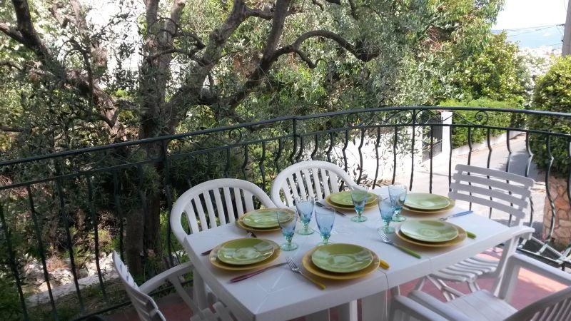Uitzicht vanaf het terras  Villa 100556 Golfe Juan