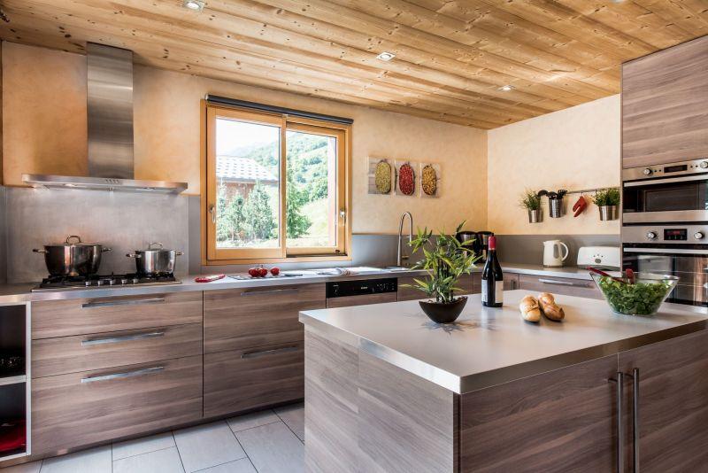 Open keuken  Chalet 100576 Les Menuires
