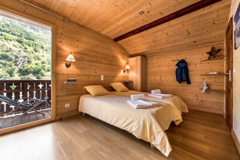 slaapkamer 2  Chalet 100576 Les Menuires