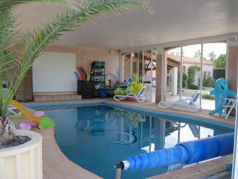 Zwembad  Villa 118411 Isle sur la Sorgue
