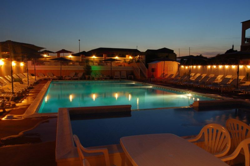 Zwembad  Appartement 68566 La Londe les Maures