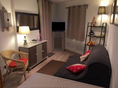 Woonkamer  Appartement 73885 Les Sept Laux
