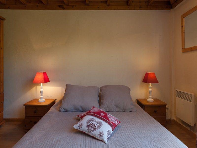 slaapkamer 1  Appartement 76105 Les Menuires