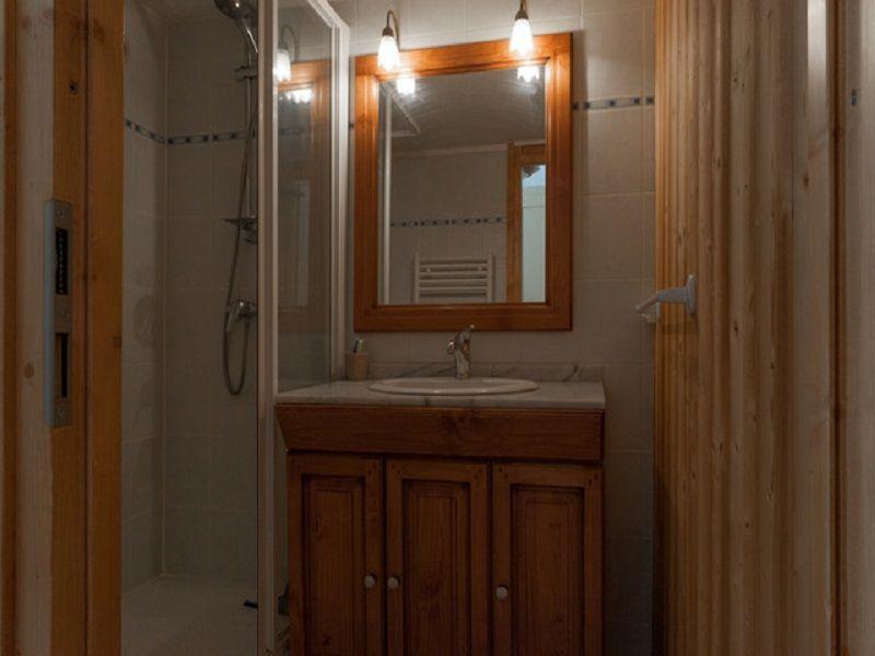 badkamer 1  Appartement 76105 Les Menuires