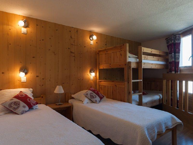 slaapkamer 2  Appartement 76105 Les Menuires