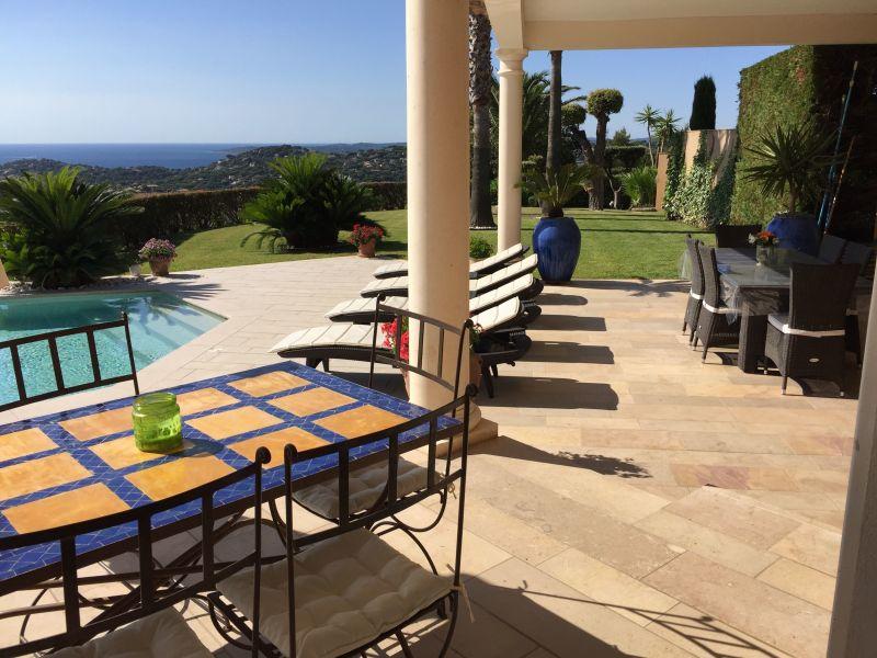 Terras  Villa 85005 Sainte Maxime