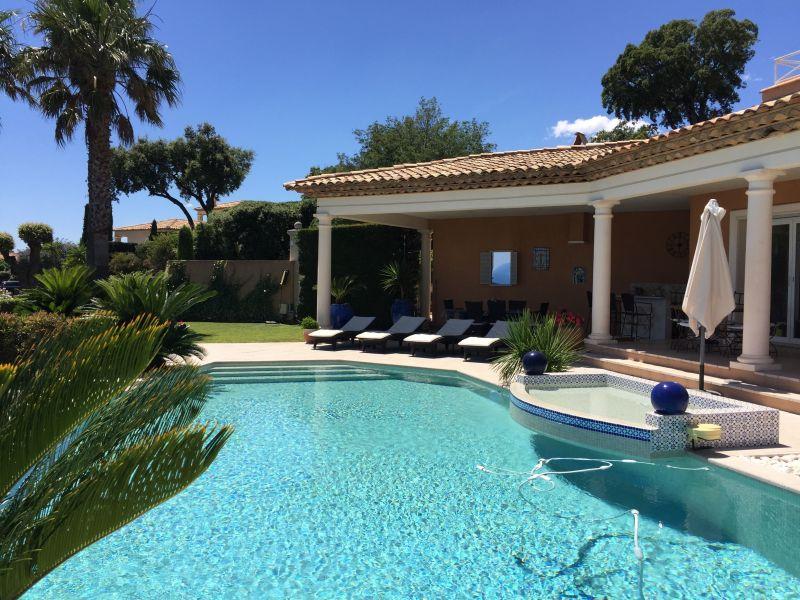 Zwembad  Villa 85005 Sainte Maxime
